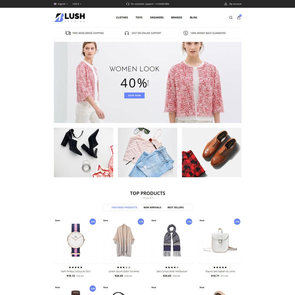theme - Moda & Calzature - Blush - Apparel Store - 4