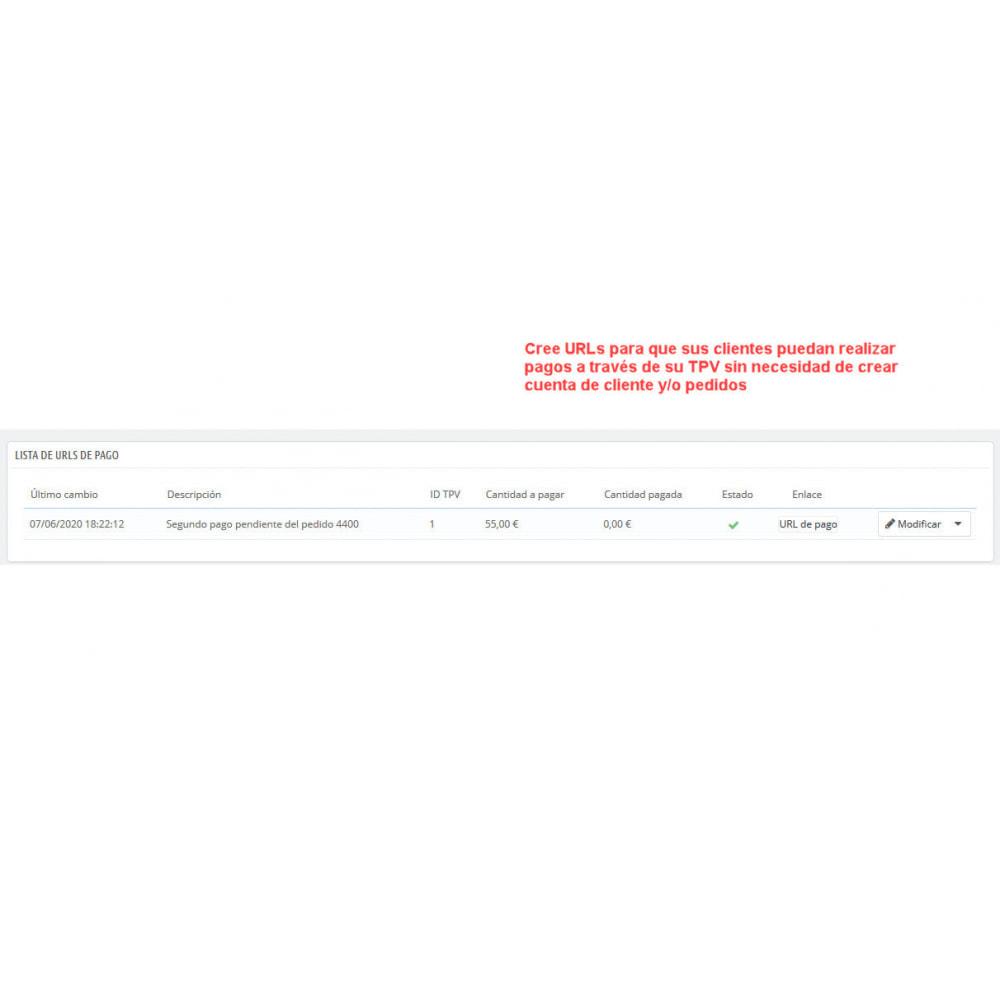 module - Pago con Tarjeta o Carteras digitales - TPV BANCO ING DIRECT (Devoluciones + Pago móvil) - 7