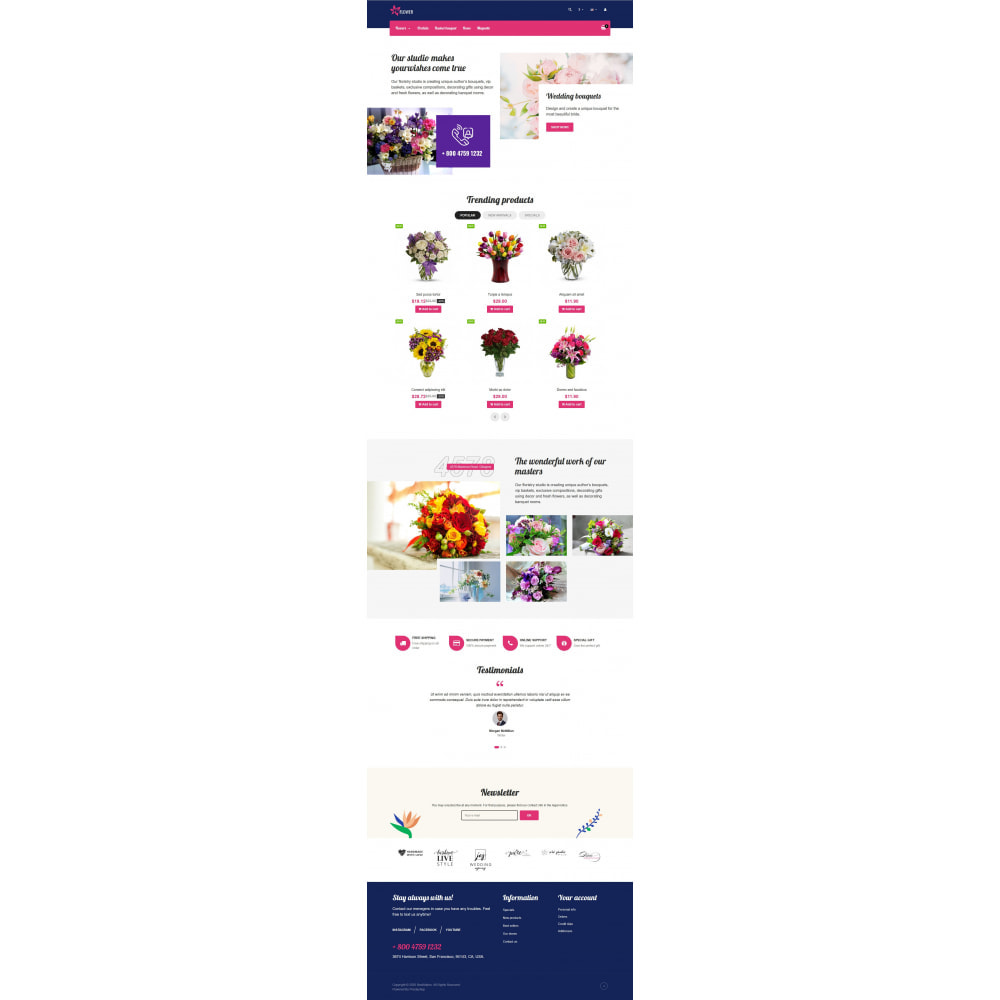 theme - Regalos, Flores y Celebraciones - VP_IFlower - Page Builder - 2