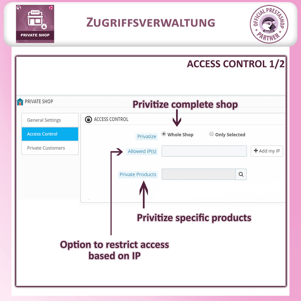 module - Flash & Private Sales - Privater Shop - Login, um Den Store zu Sehen - 14
