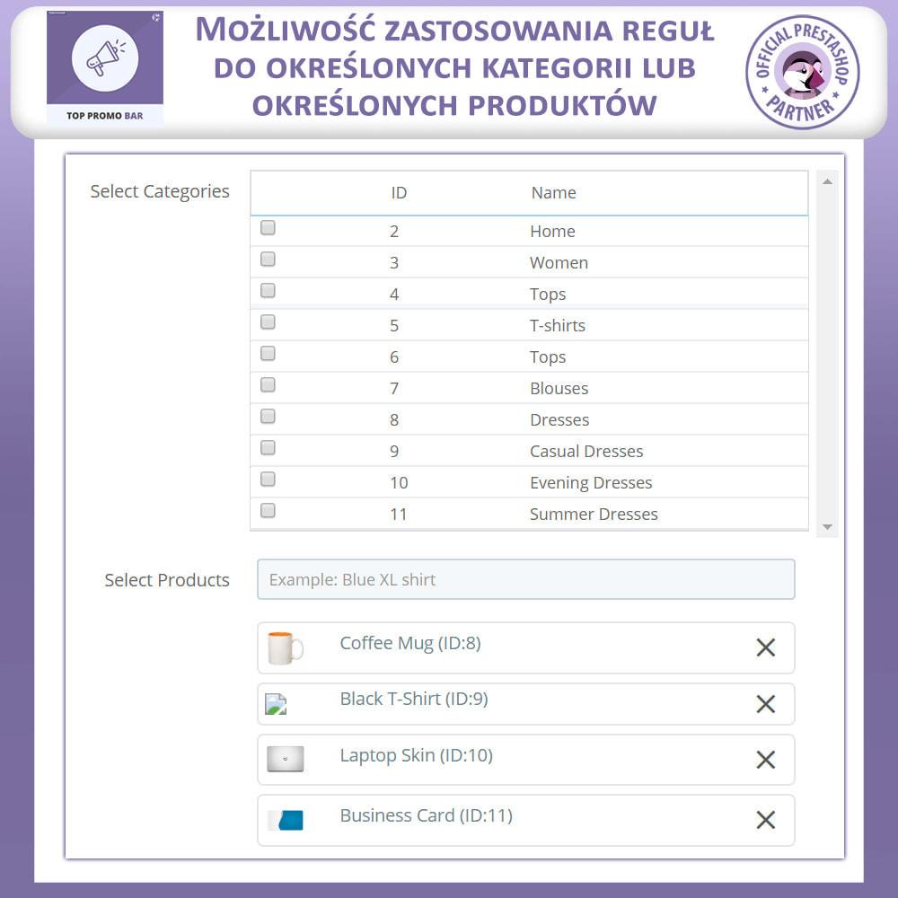 module - Bloki, Zakładki & Banery - Advance Top Banner - 13