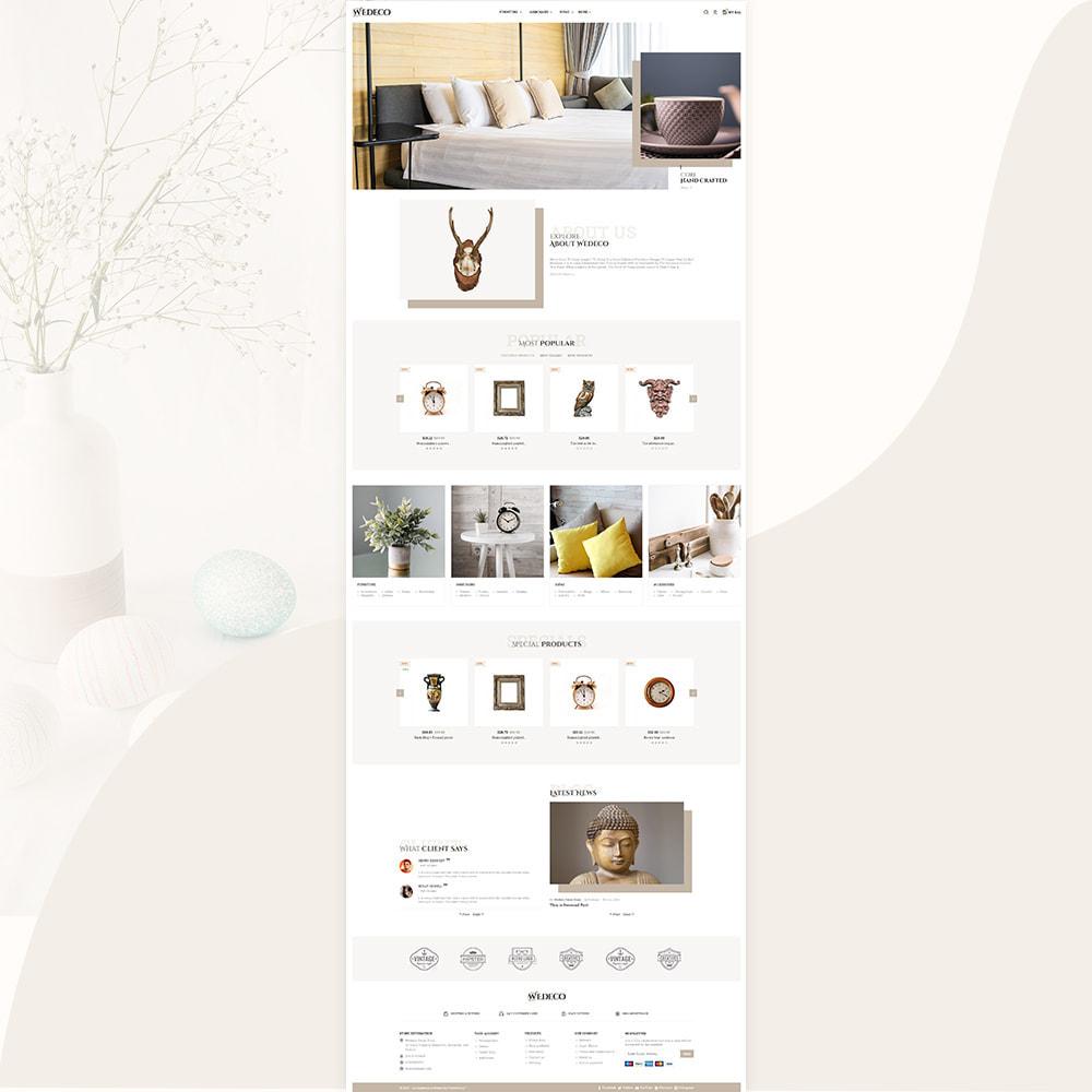 theme - Home & Garden - Wedeco - Furniture & Home Decor Store - 2