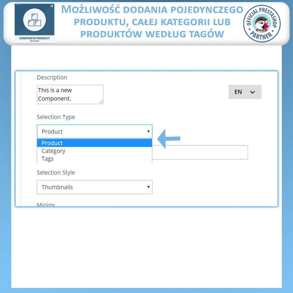 module - Sprzedaż krzyżowa & Pakiety produktów - Konstruktor Produktów Kompozytowych - 10