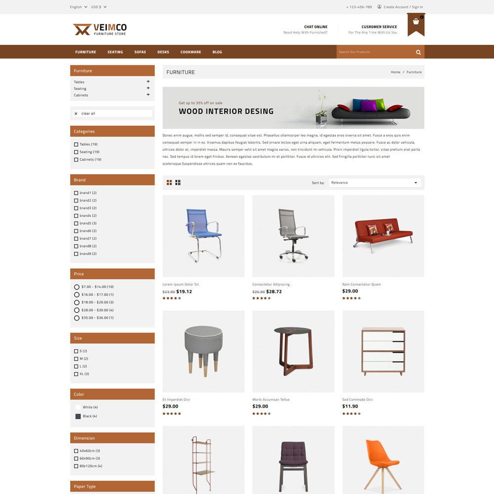 theme - Home & Garden - Veimco Home & Furniture Shop - 3