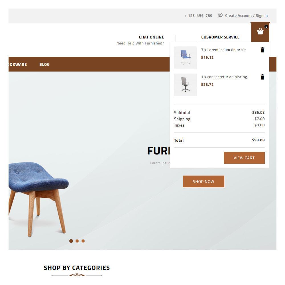 theme - Home & Garden - Veimco Home & Furniture Shop - 7