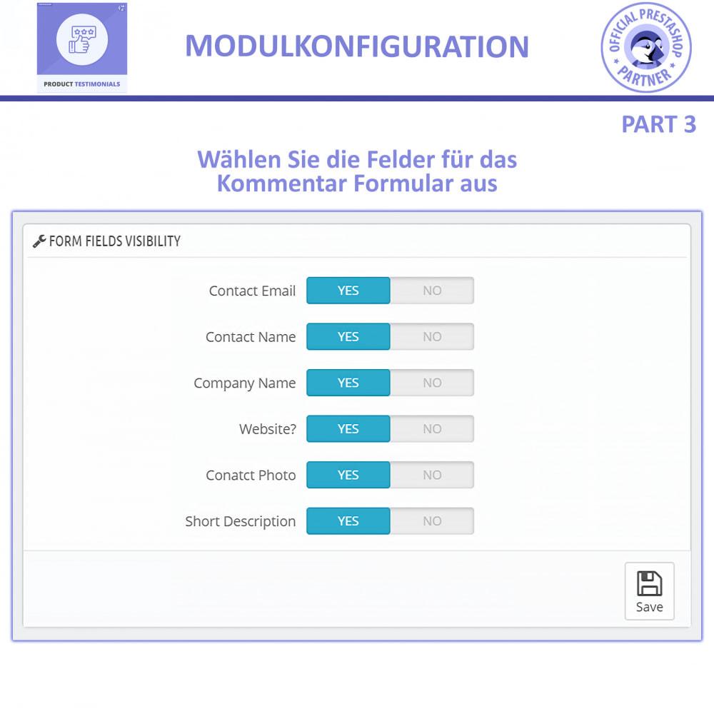 module - Kundenbewertungen - Kunden Produktbewertungen + Shop Bewertungen - 10