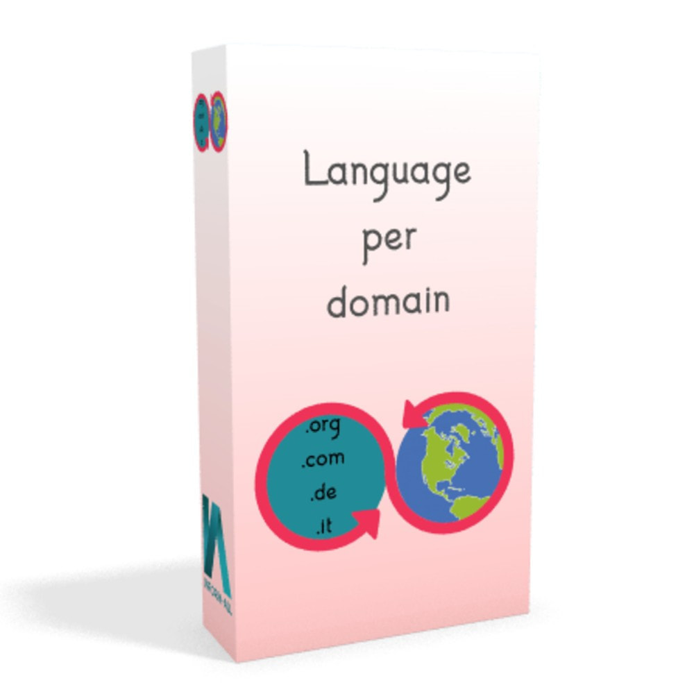 module - Internationaal & Lokalisatie - Language per domain - 1