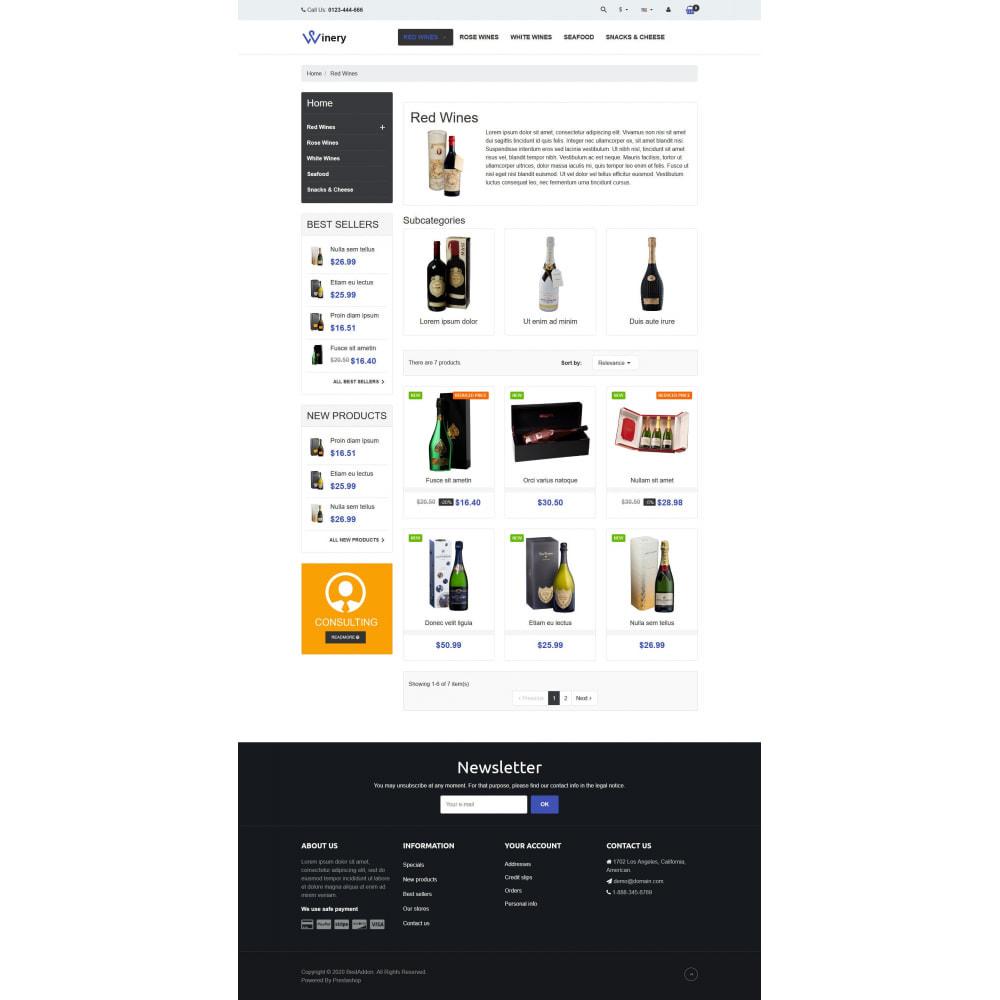 theme - Bebidas y Tabaco - VP_Winery - Page Builder - 3