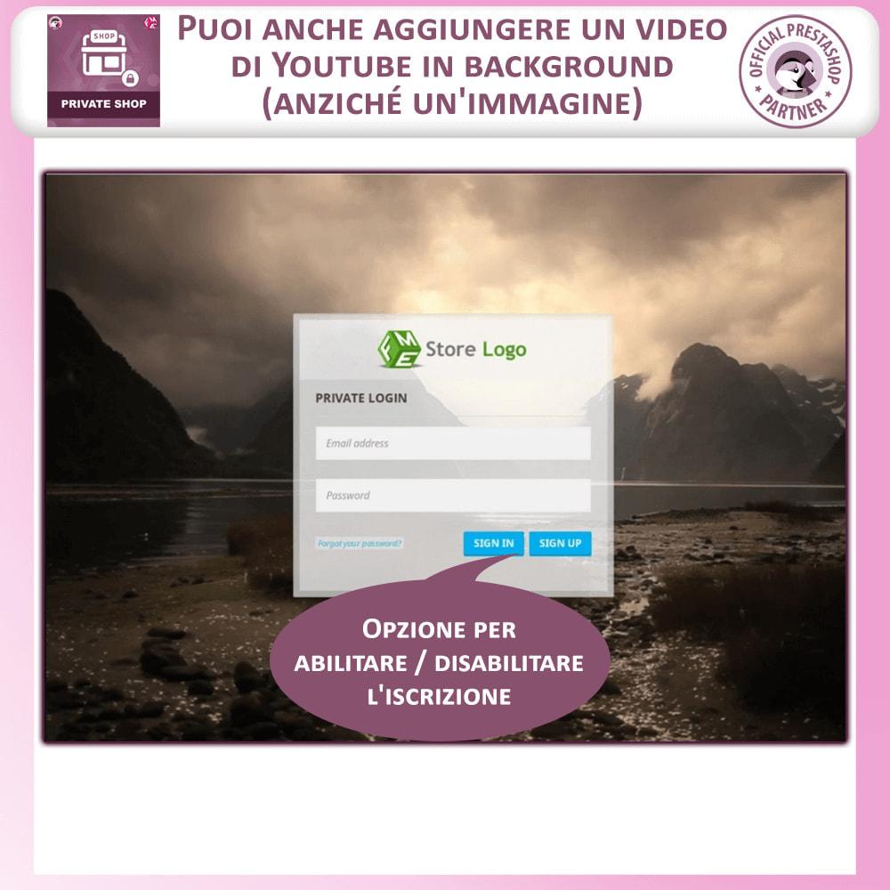 module - Flash & Private Sales - Negozio privato - Accedi per Vedere Prodotti / Negozio - 3