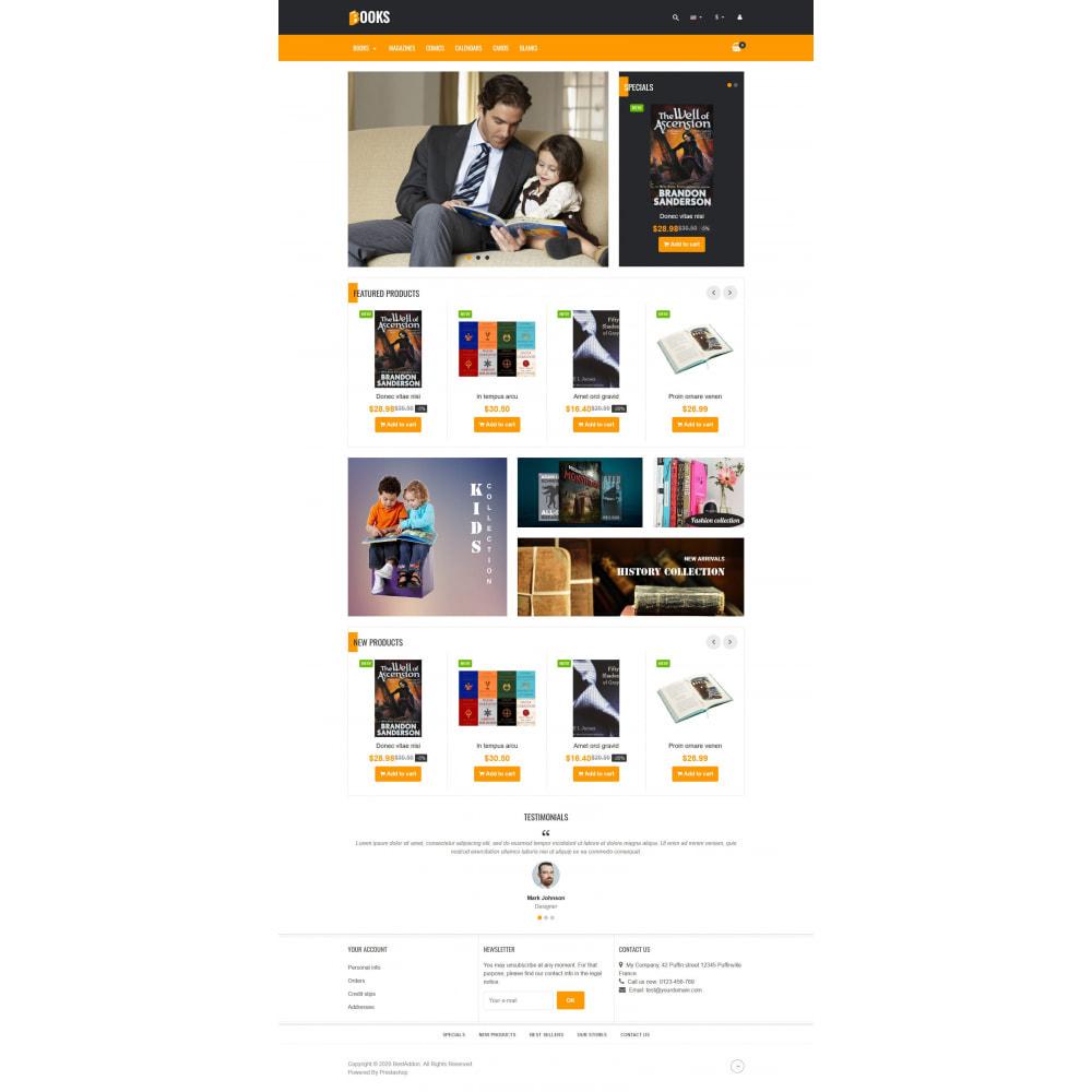 theme - Arte y Cultura - VP_Book - Page Builder - 2