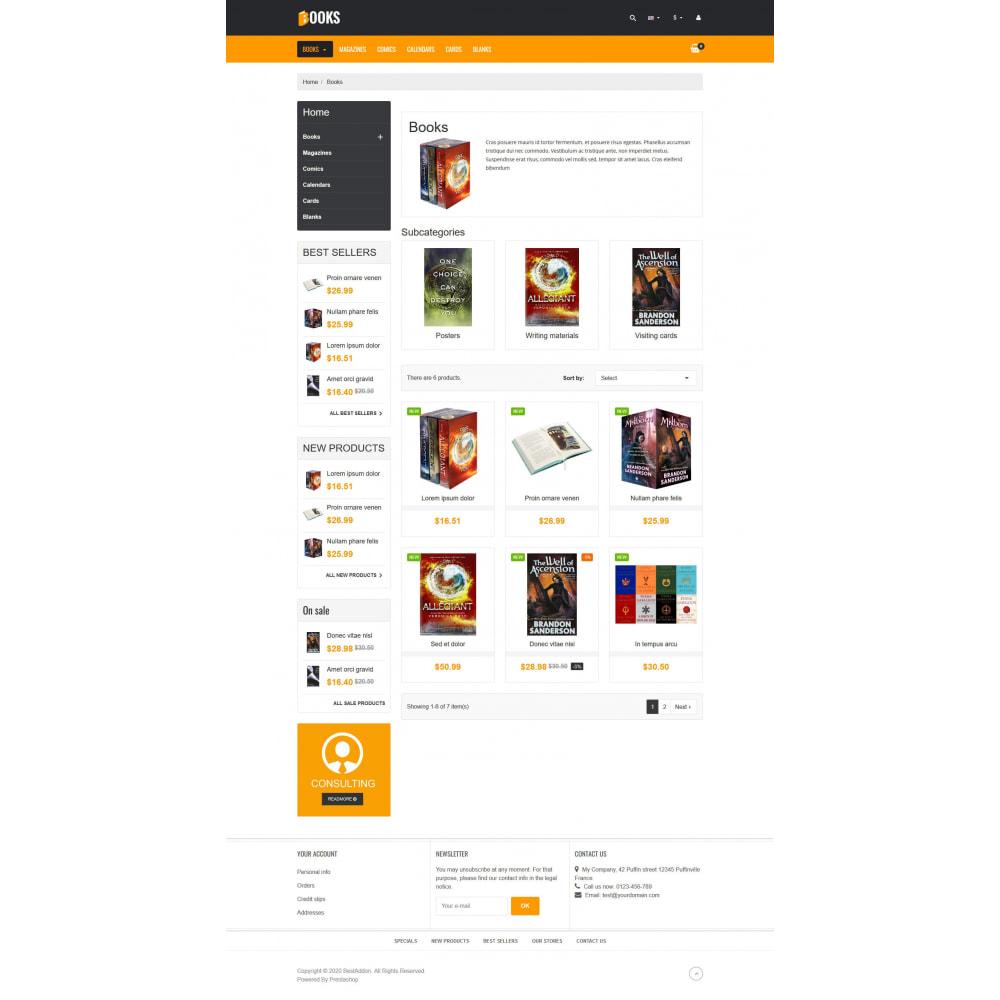 theme - Arte y Cultura - VP_Book - Page Builder - 3