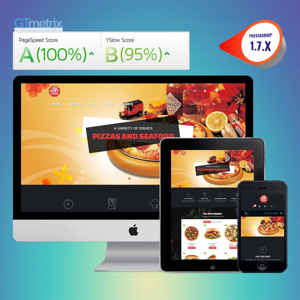 theme - Food & Restaurant - VP_Fastfood - Page Builder - 1
