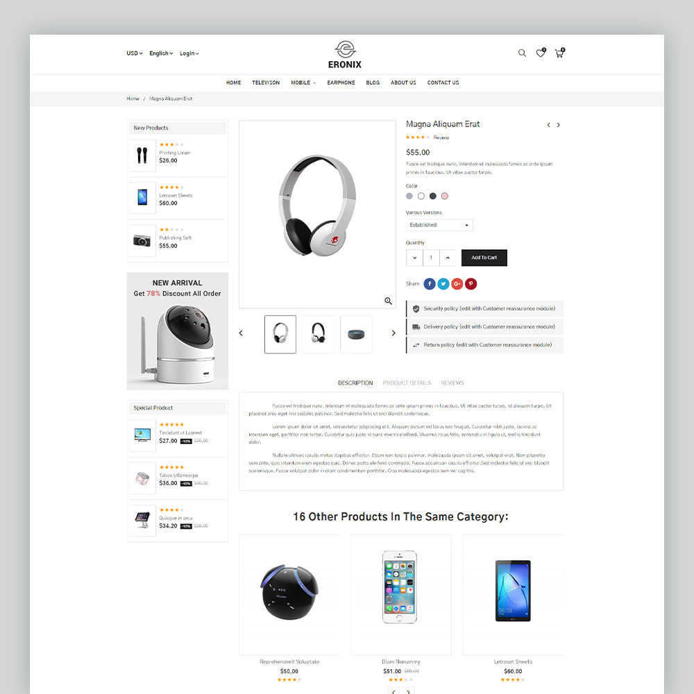 theme - Electronics & Computers - Eronix Mega Electronic Super Store Template - 7