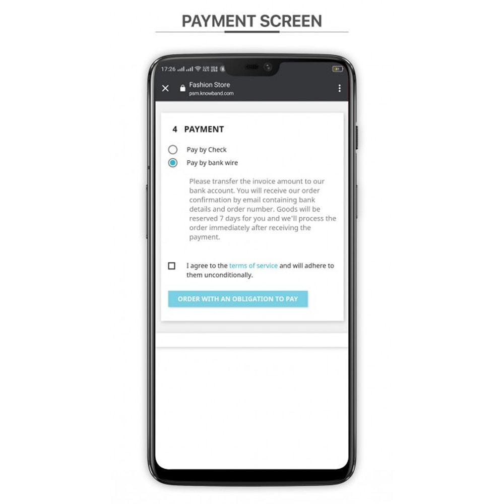 module - Dispositivos móviles - Knowband - PWA Mobile App - 7