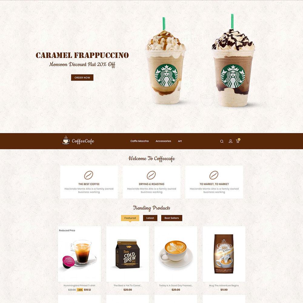theme - Drink & Tobacco - CoffeeCafe Store - 2