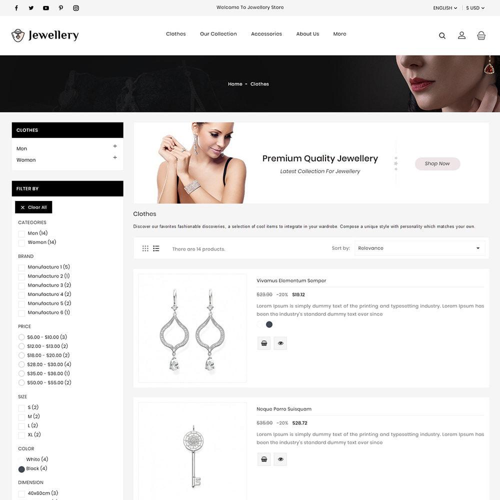 theme - Bijoux & Accessoires - Jewellery Stores - 4