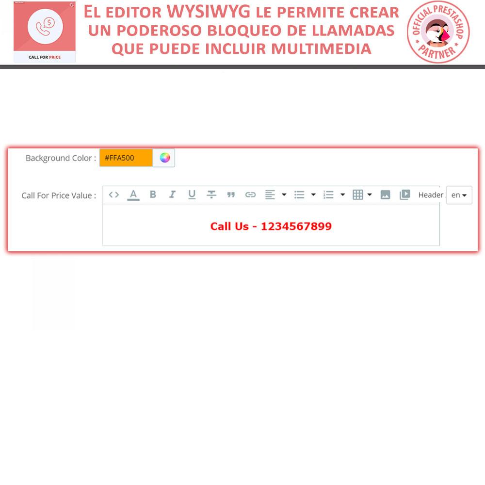 module - Gestión de Precios - Solicitar precio - Ocultar Precio y Agregar al Carrito - 5