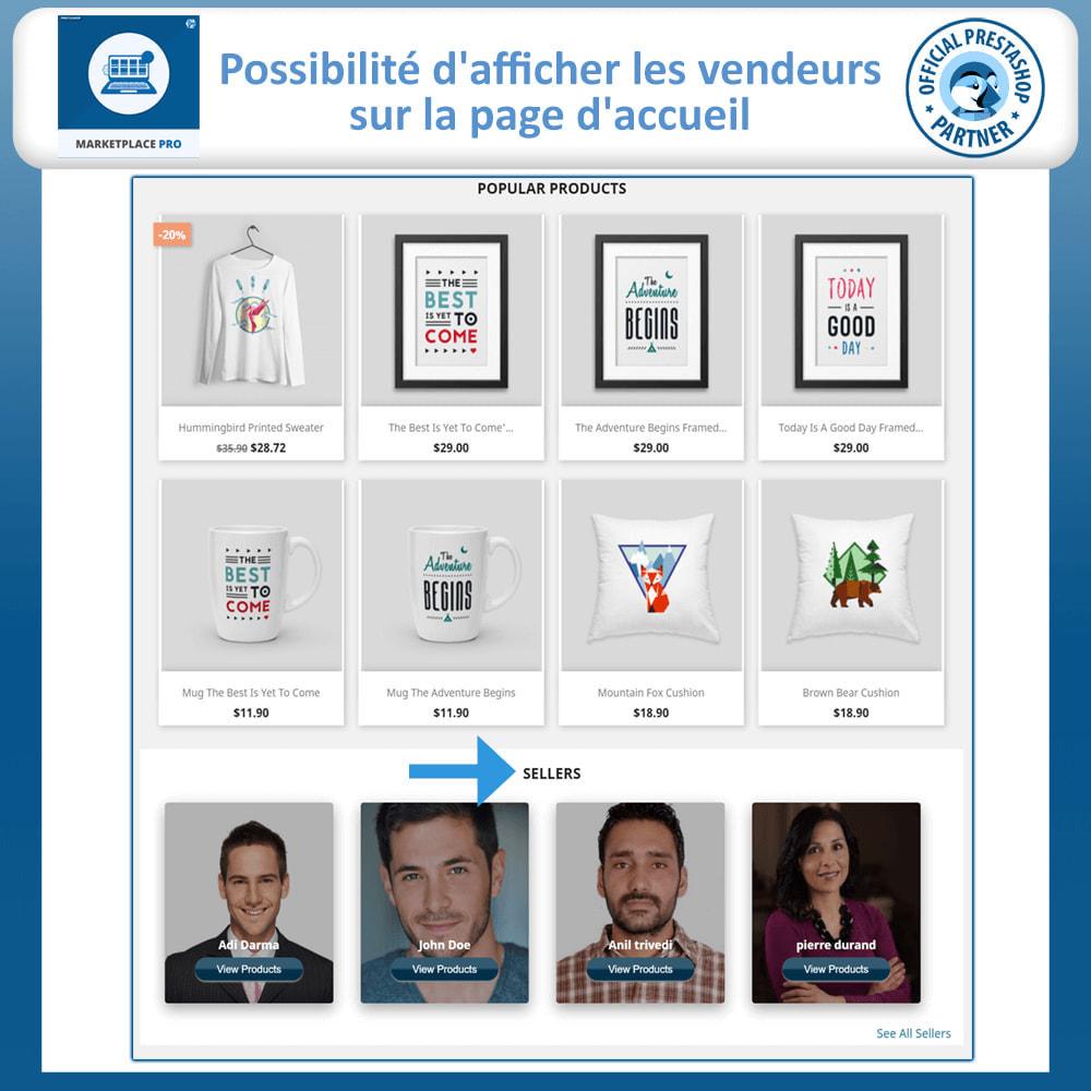 module - Création de Marketplace - Multi Vendor Marketplace  - Marketplace Pro - 2