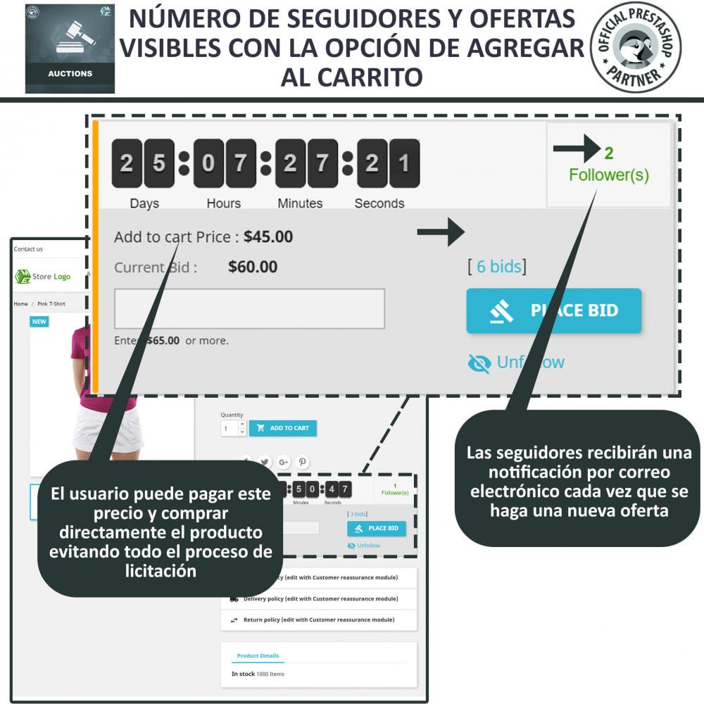 module - Web de Subastas - Subasta Pro - Subastas en línea y oferta - 17