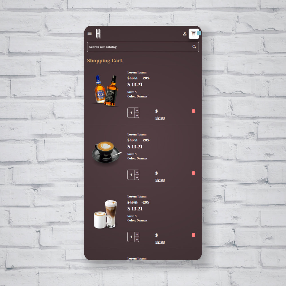 theme - Food & Restaurant - Cafetime Food Store - 7