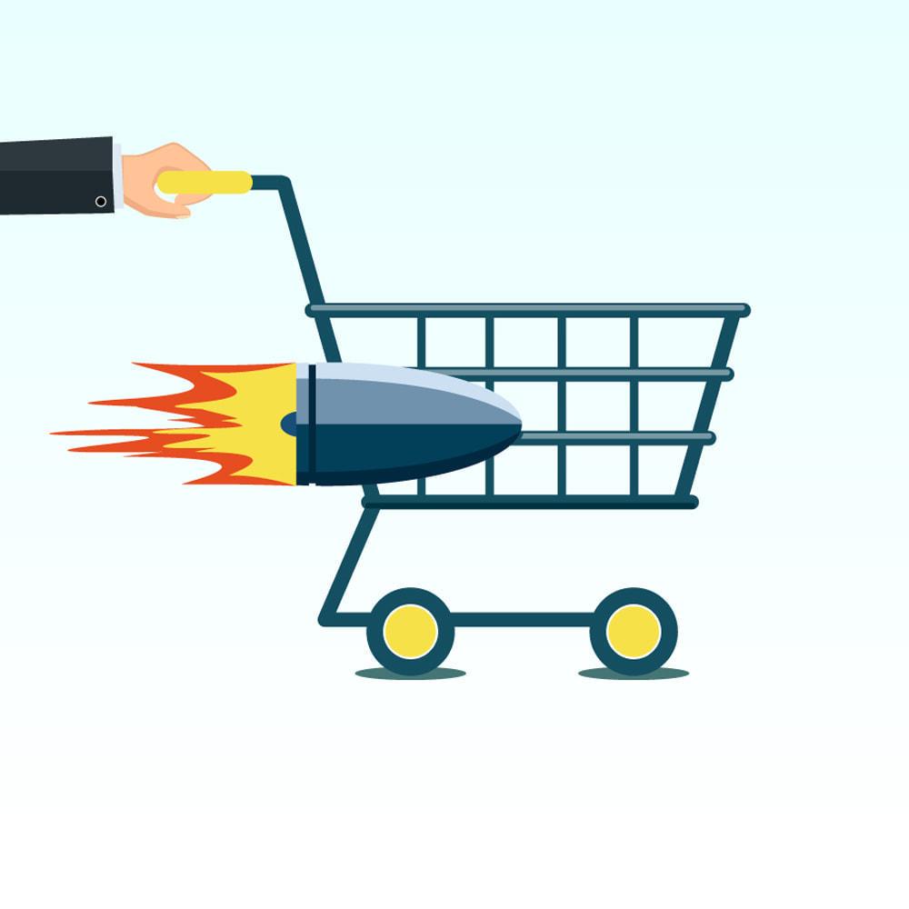 module - Szybki proces składania zamówienia - Kasy produktu jednym kliknięciem - 1