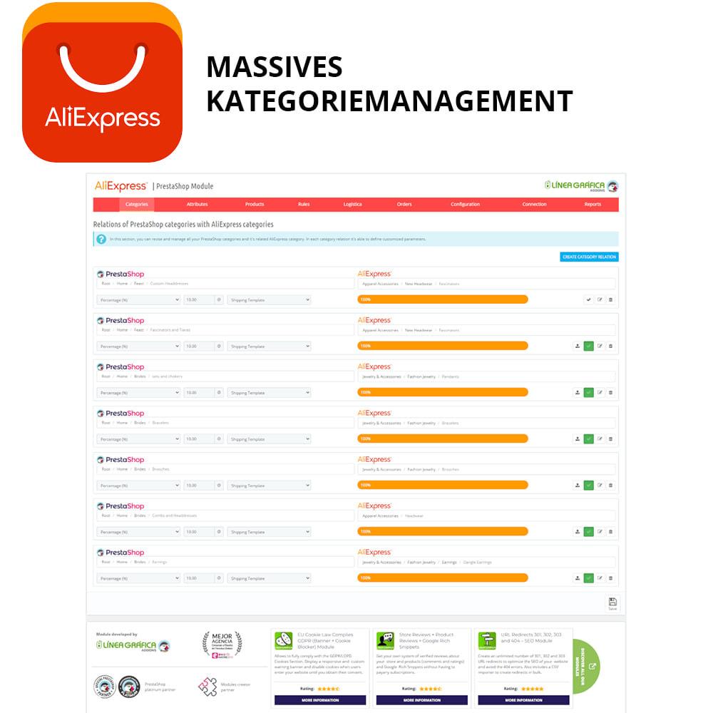 module - Marktplätze - AliExpress Official - 2