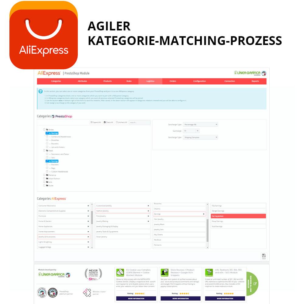 module - Marktplätze - AliExpress Official - 3