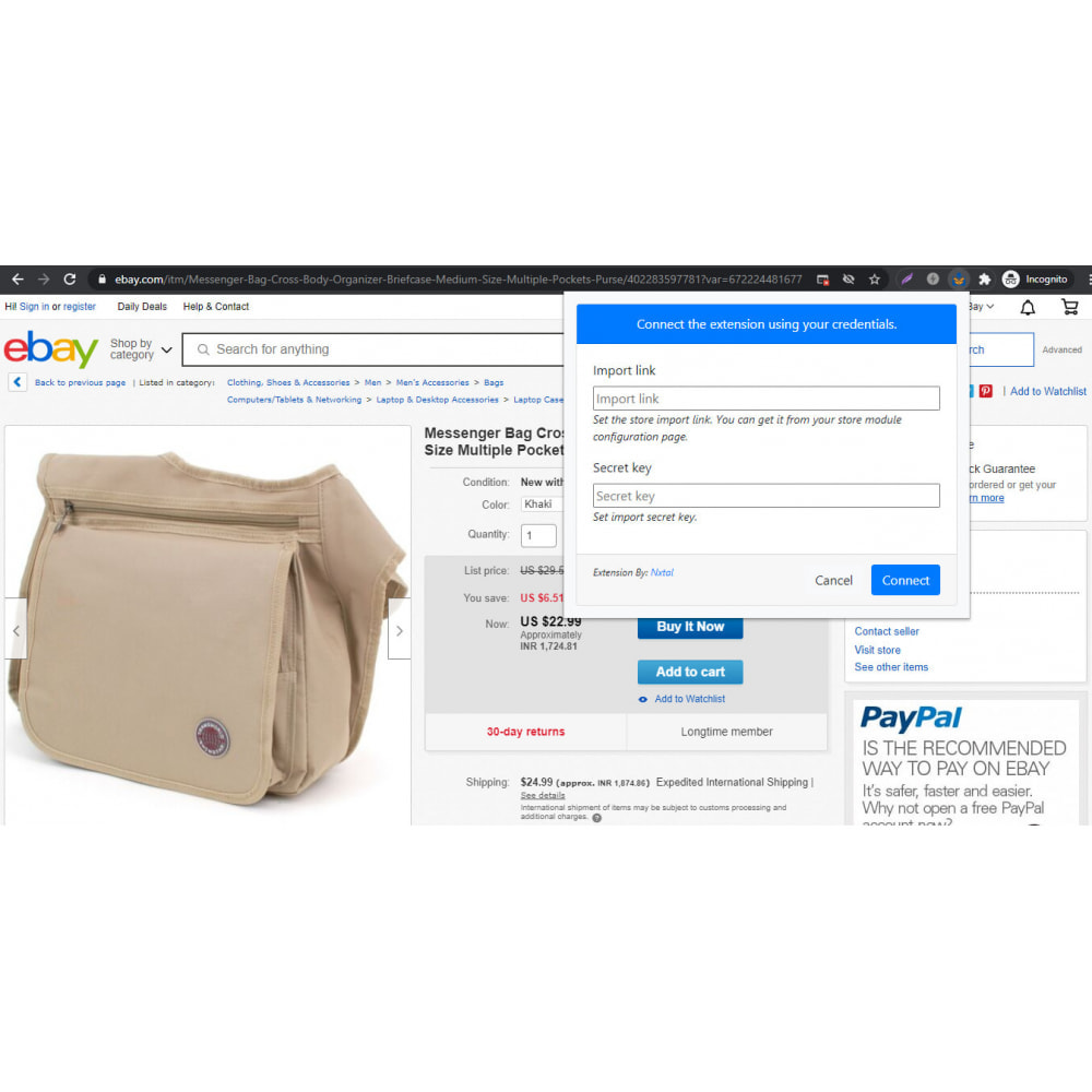 module - Data Import & Export - Advanced Ebay Product Importer - 3
