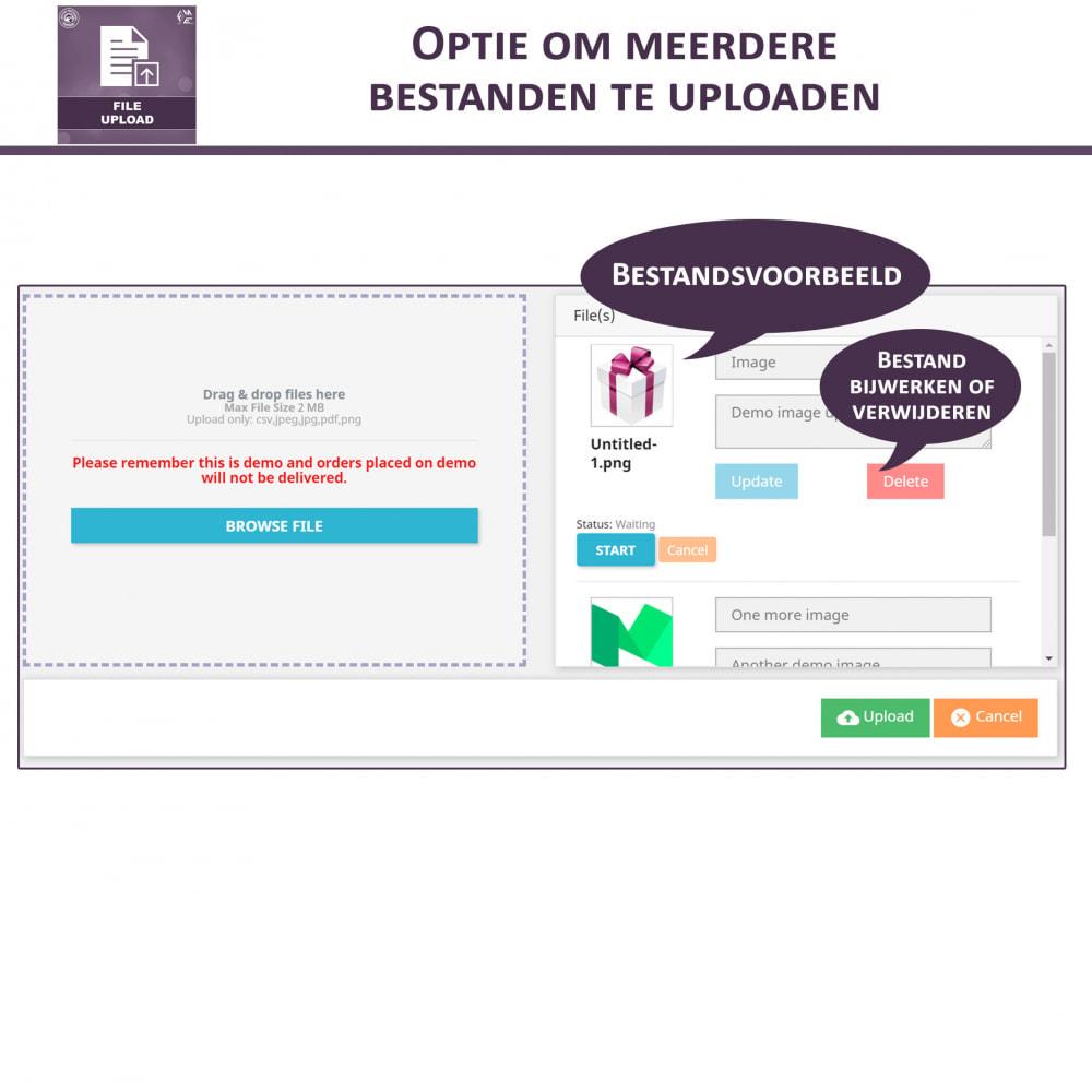 module - Bijkomende Informatie - Bestanden-Uploaden - 3
