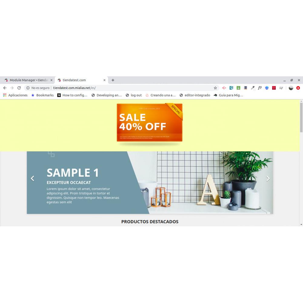 module - Blocks, Reiter & Banner - Content Fixed - 3