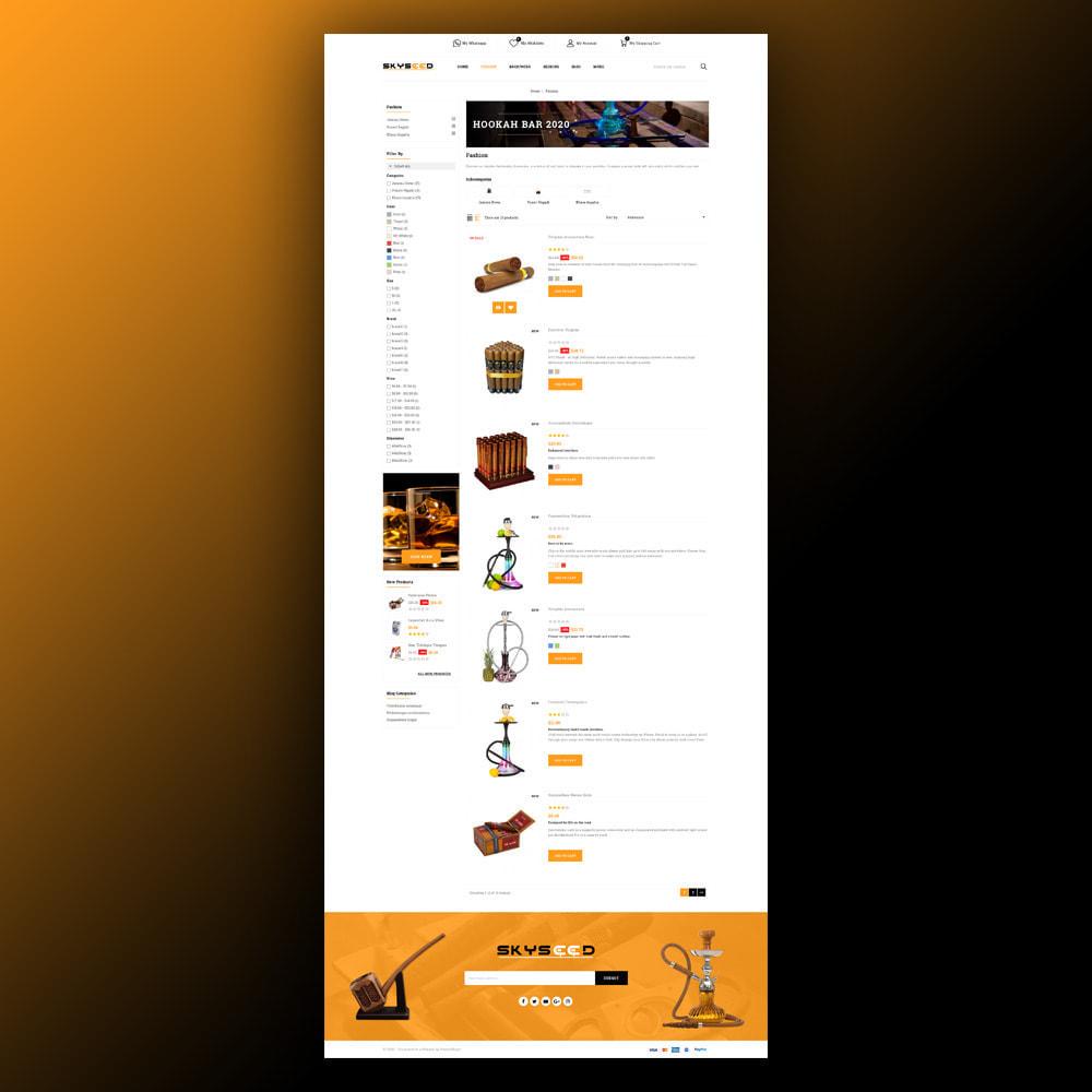 theme - Drink & Tobacco - Skyseed - Tobacco Store - 5