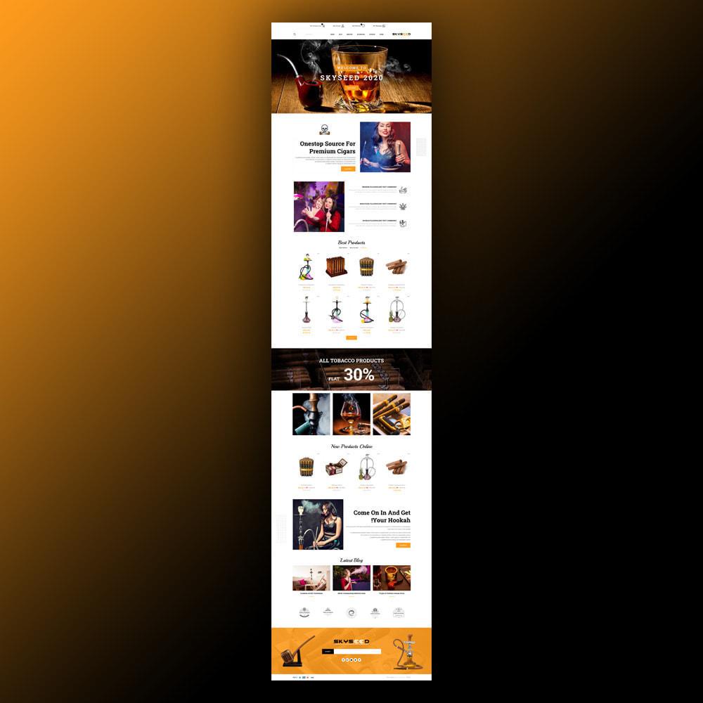 theme - Drink & Tobacco - Skyseed - Tobacco Store - 8