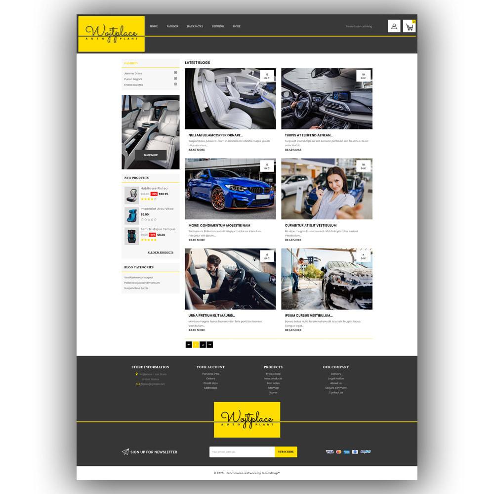 theme - Auto & Moto - Wojtplace - Autoparts Store - 7
