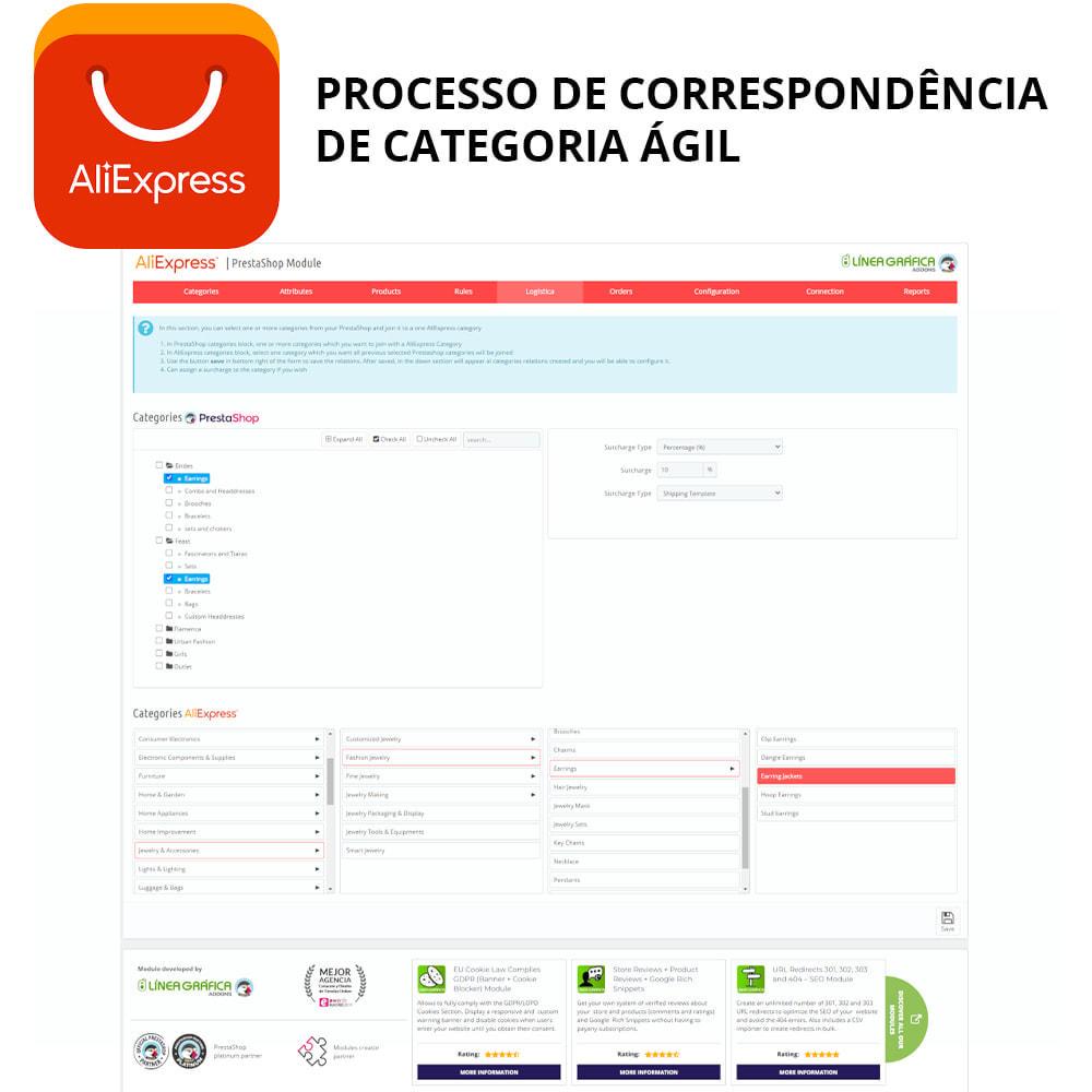 module - Revenda (marketplace) - AliExpress Official - 4