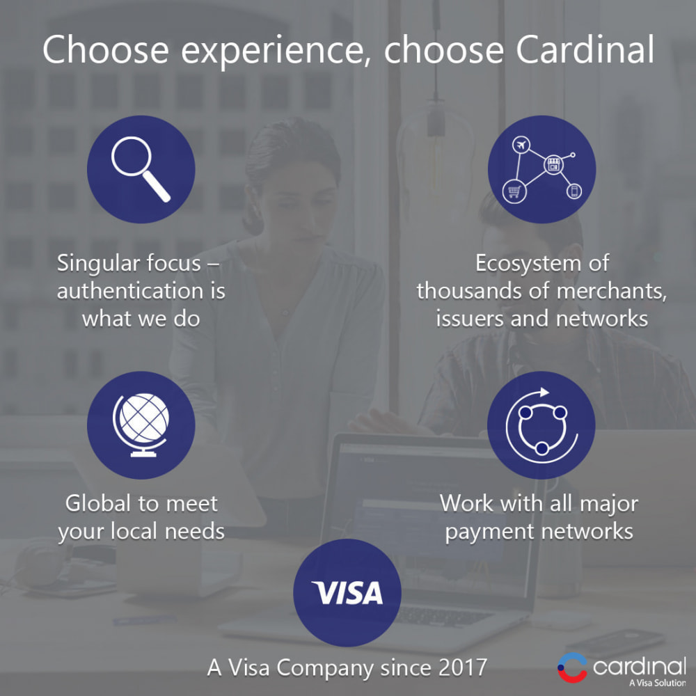 module - Payment by Card or Wallet - 3-D Secure Payment Gateway by Cardinal, a Visa solution - 1