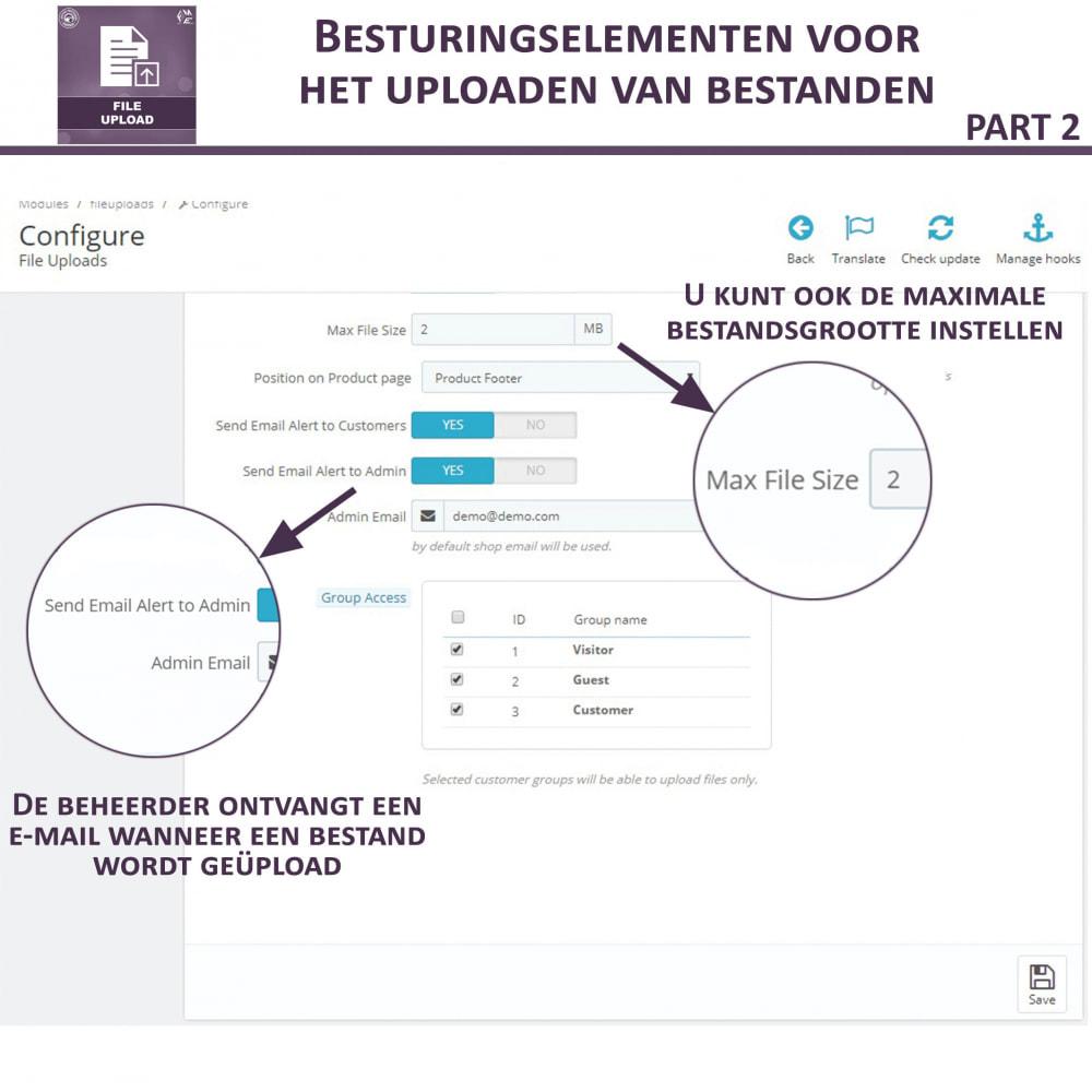 module - Bijkomende Informatie - Bestanden-Uploaden - 11