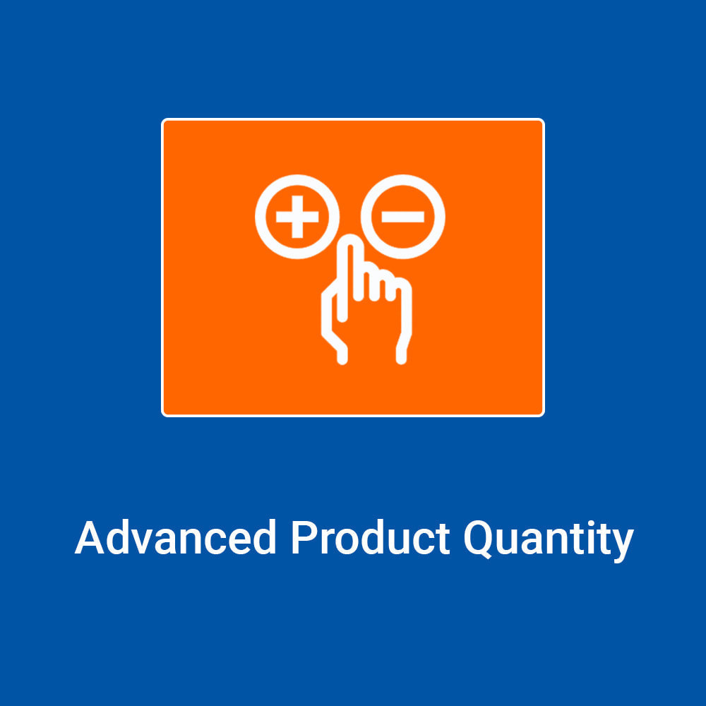 module - Additional Information & Product Tab - Advanced Product Quantity - 1