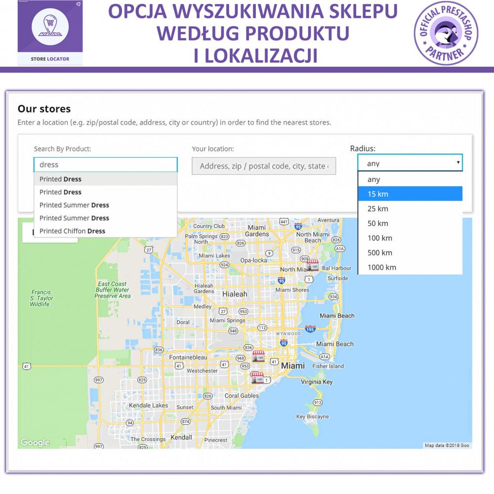 module - Międzynarodowość & Lokalizacja - Lokalizacji Sklepu Mapami Google - 6