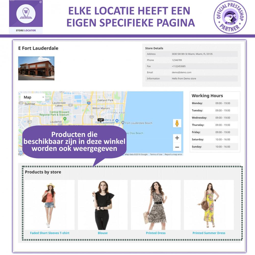 module - Internationaal & Lokalisatie - Winkel Zoeker Met Google Maps - 5