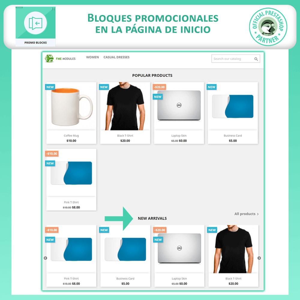 module - Bloques, Pestañas y Banners - Control Deslizante De Producto - 3