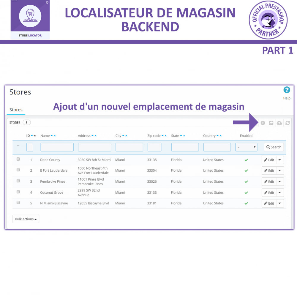 module - International & Localisation - Localisateur de magasin avec Google Maps - 12