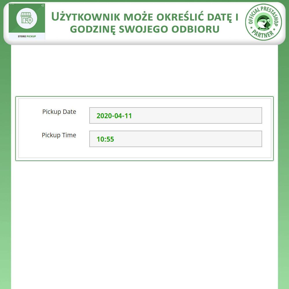 module - Paczkomaty & Odbiór w sklepie - Odbiór ze Sklepu - 4