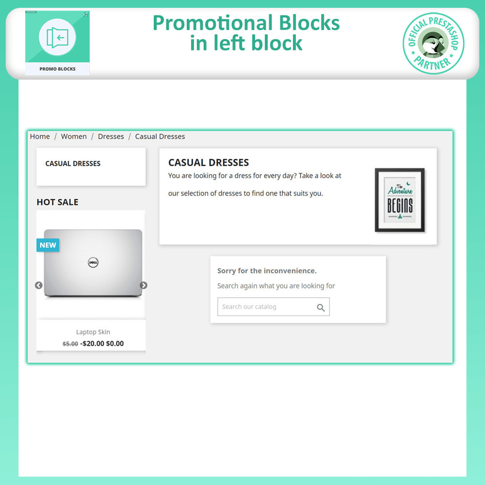 module - Blocks, Tabs & Banners - Advance Product Slider - 3