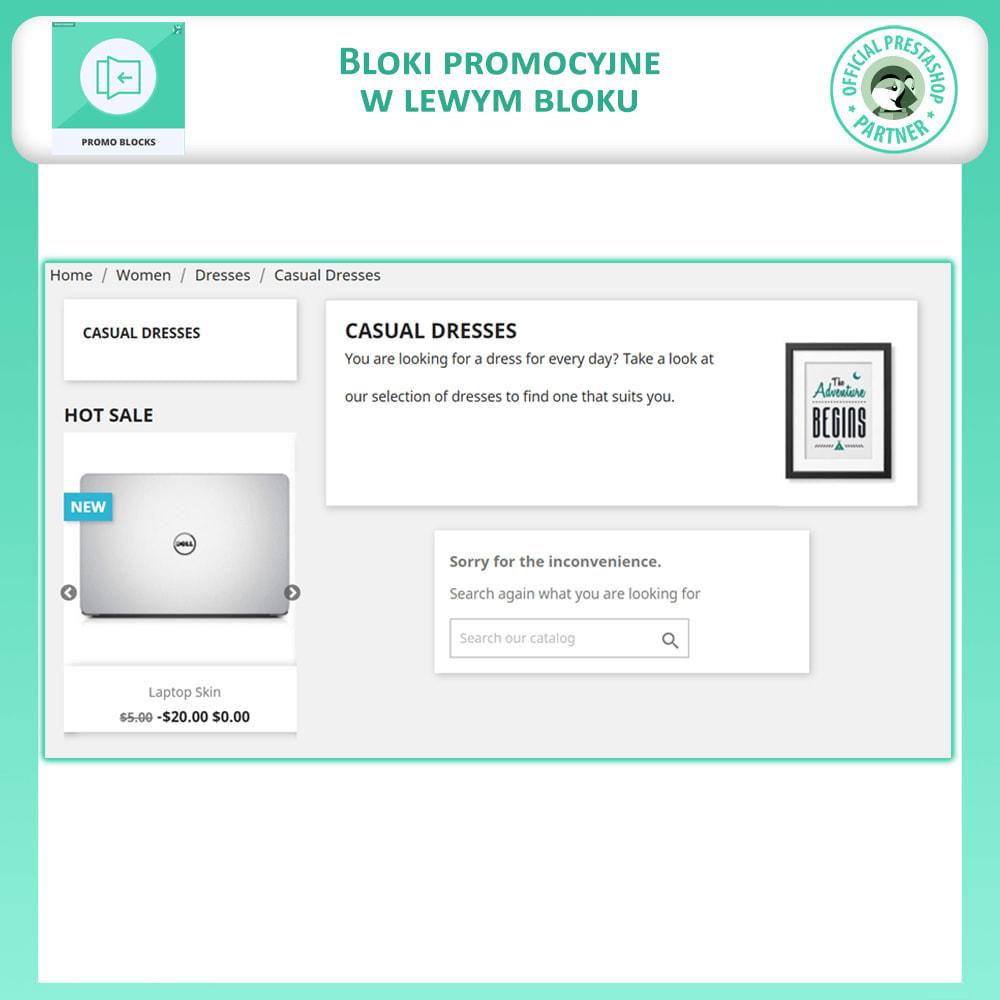 module - Bloki, Zakładki & Banery - Zaawansowany Suwak Produktów - 2