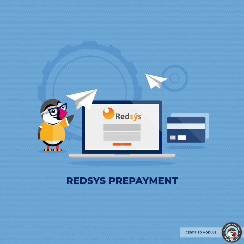 module - Paiement par Carte ou Wallet - Redsys POS, Payment by phone and email without orders - 1