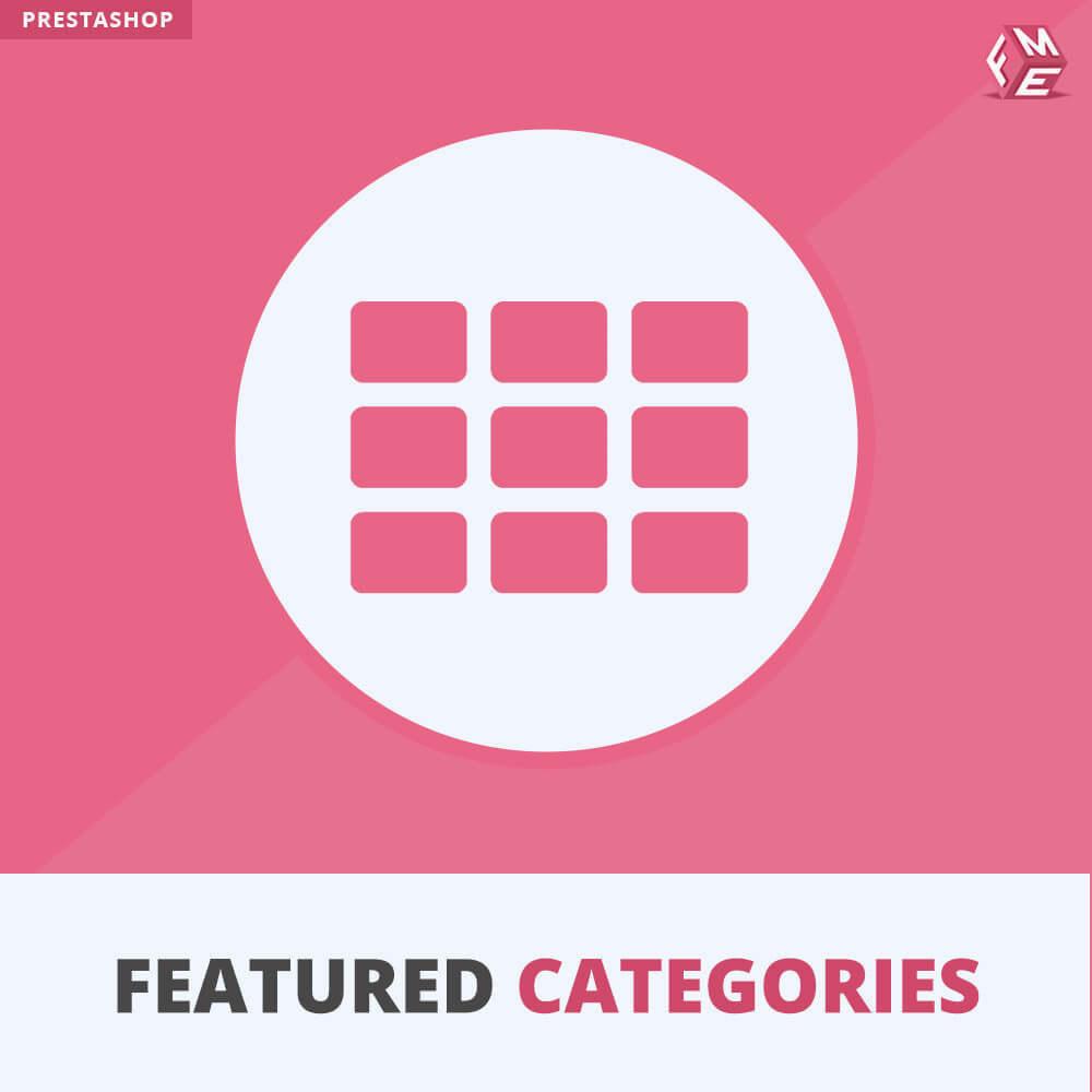 module - Individuelle Seitengestaltung - Vorgestellt Kategorien - 1