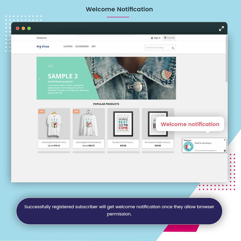 module - Email & Notifiche - Accu Smart Web Push Notification - 4