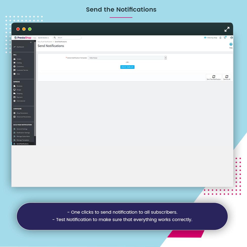 module - Email & Notifiche - Accu Smart Web Push Notification - 13