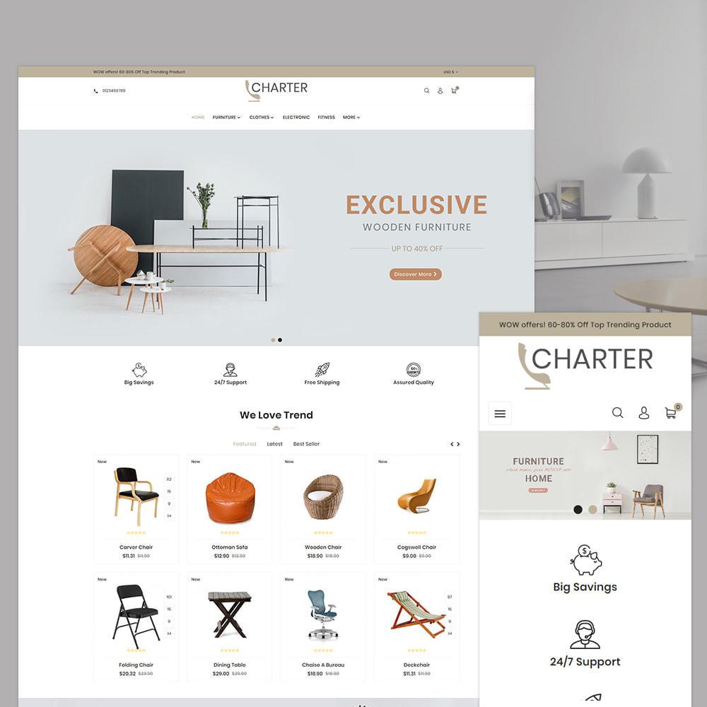 theme - Home & Garden - Charter Furniture Store - 1
