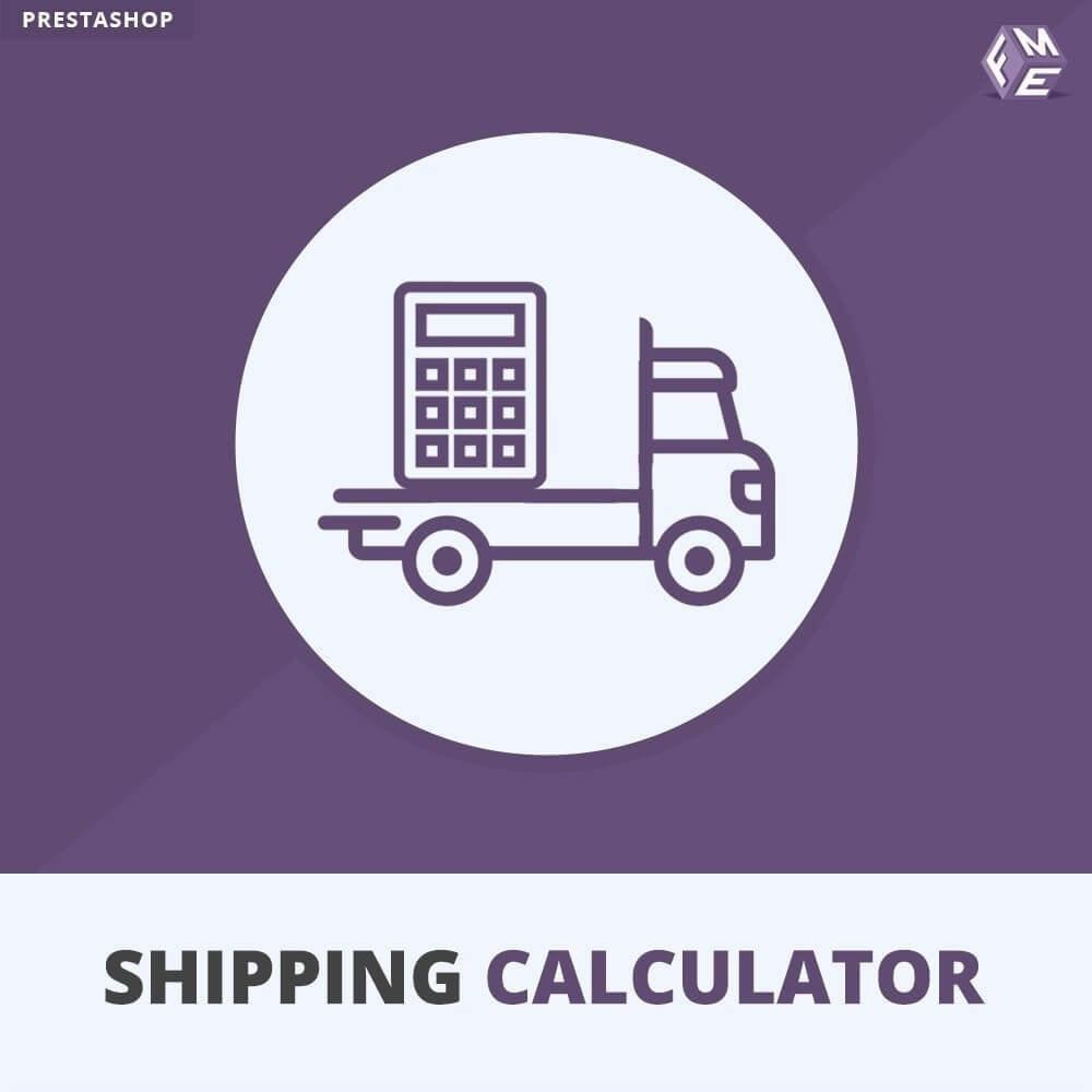 module - Verzendkosten - Verzendtarief Calculator - 1